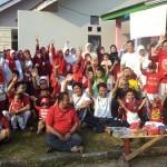 Perayaan HUT RI di Cluster PDA Jatiasih