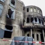 Masjid di Jerman Dibakar