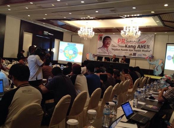 pr summit pks 2014