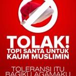 Beginilah Toleransi Umat Beragama