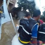Relawan PKS Senantiasa Membantu Korban Banjir