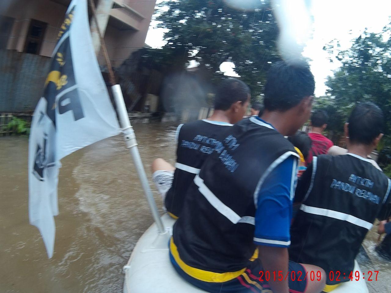 Banjir Kompleks IKIP