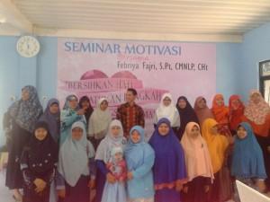 Seminar Motivasi Bidpuan untuk Satukan Langkah