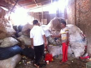 PKS Jatisari seriusi besarnya potensi sampah warga