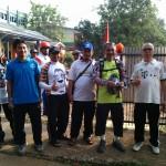 Wakil Walikota Bekasi Resmikan Komunitas Jatisari Goes