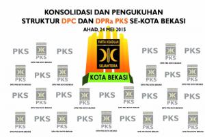 PKS Kota Bekasi Siap Gelar Pengukuhan Pengurus