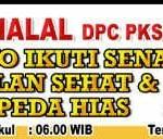 halal bi halal PKS Jatiasih
