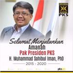 Profil Lengkap Mohamad Sohibul Iman