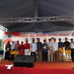 Bernuansa Kemerdekaan Halal Bihalal PKS Jatiasih Meriah