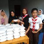 Kisah Relawan PKS, Bantuan Terus Datang hingga Bisa Pilih Menu Makanan