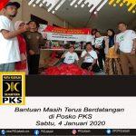 Ketua BPKK PKS Jatiasih: Allah Gerakkan Muhsinin untuk Donasi Banjir Lewat PKS