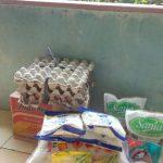 DPC PKS Jatiasih Berikan Bantuan Langsung untuk Kader Terdampak Corona