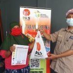 Mengusung Konsep Drive-thru, DPRa PKS Jatiluhur Rilis Bazar Murah PKS
