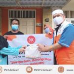 DPC PKS Jatiasih Tebar 1.500 Paket Qurban untuk Warga